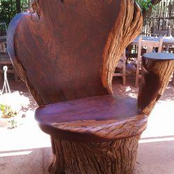 Custom Hard Wood Furniture, Chair