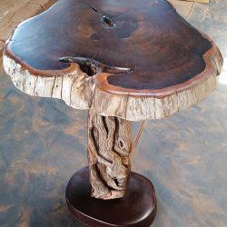 Custom Hard Wood Furniture, Console Desk