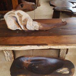 Custom Hard Wood Furniture, Coffee Table