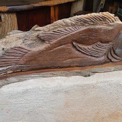 Custom Hard Wood Furniture, Sculpture