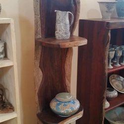 Custom Hard Wood Furniture, Display Rack