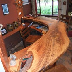 Custom Hard Wood Special Items, Custom Hard Wood Bar